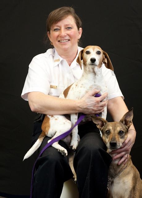 Zita Macinanti - Director of Humane Law Enforcement with Penny & Maggie