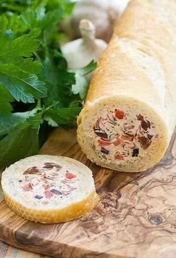 Baguette farcita | PourFemme Ricette