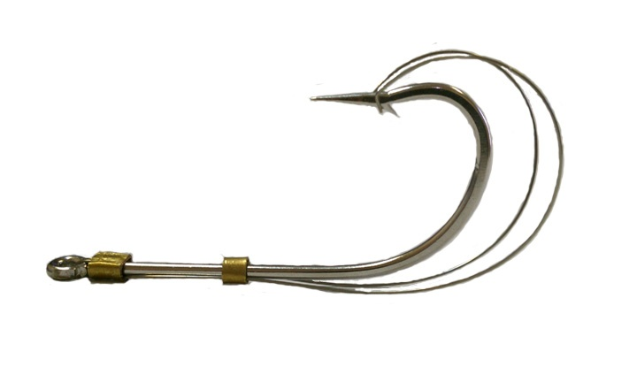This is a bait saver hook the most revolutionary bait for Fish hook and chicken
