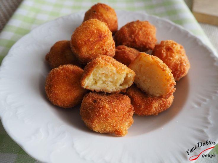 Krokiety z ziemniaków – Pani Doktor gotuje