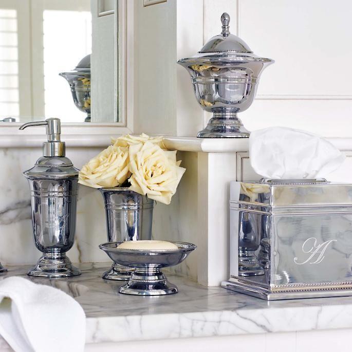 Maison Bath Accessories Bath Accessories Frontgate Mint Julep Cups
