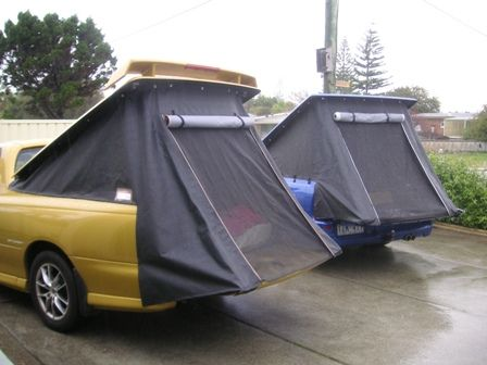 PICT0026.JPG; 448 x 336 (@100%) & 19 best Tonneau tents images on Pinterest | Tent Tents and Truck ...