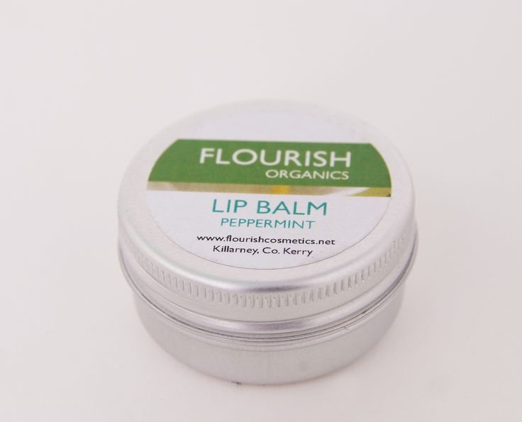 Peppermint Lip Balm FREE to PlumRewards.ie subscribers with all online orders from Flourish Organics - make sure to specify in the comments section of the order that you came through PlumRewards.ie to redeem the offer!