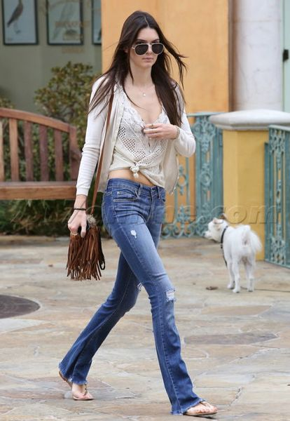 17 Best images about JEANS FLARE - FLAT SHOES on Pinterest | Flat ...