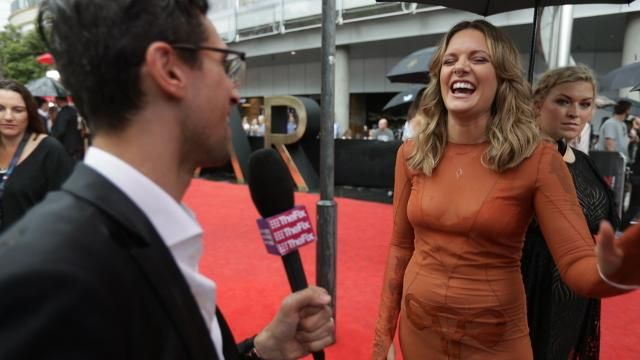 ARIAs 2016: Women rock it, from Tove Lo's 'uterus dress' to Montaigne's chest protest.