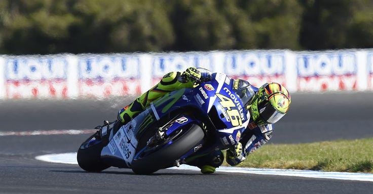 MotoGP, Australia 2015. Rossi: Mi girano per non essere sul podio