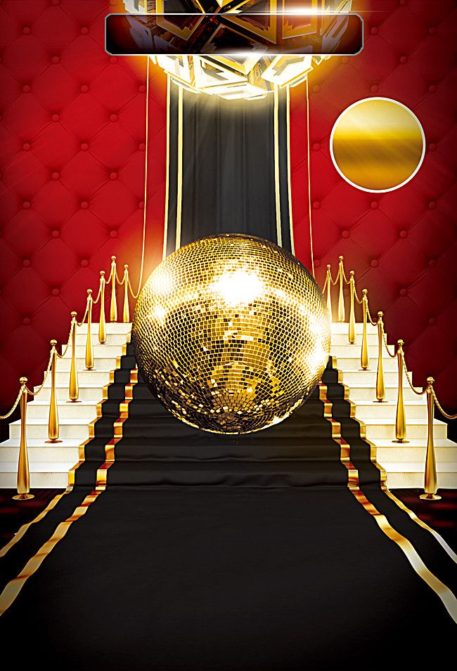 Foreign Theme Party Poster Background Party