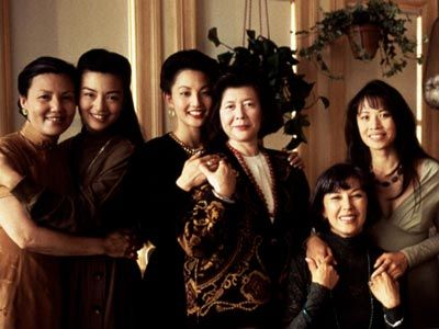 the miscommunication in the relationship of the mother and daughter in the novel the joy luck club b The mothers of the story all want their daughters to never have to go through the   power of the mother and daughter relationship amy tan's joy luck club.