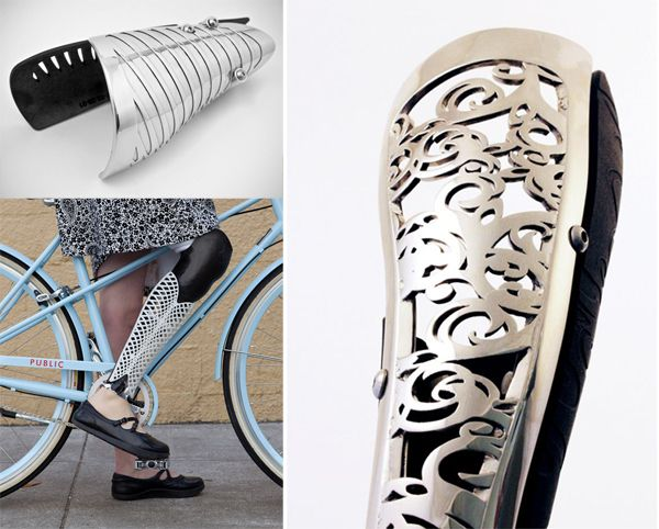 Designing Prosthetic Limbs is A New Form Of Art - Explore like a Gipsy, Study like a Ninja