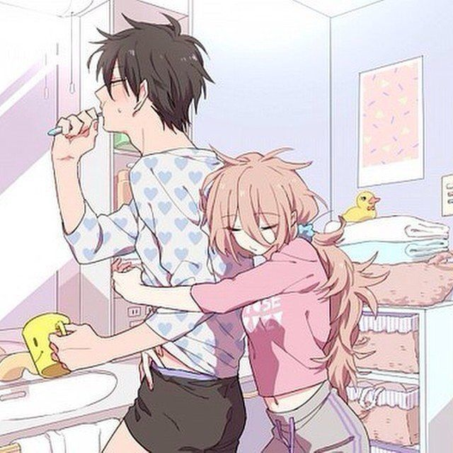 Cute Anime Couples ♥
