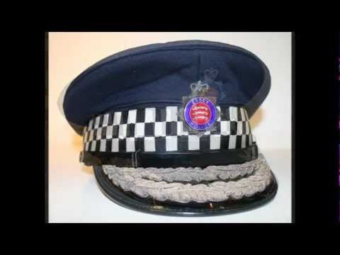 (189) The Ranks & Insignia of the British Police Services - YouTube