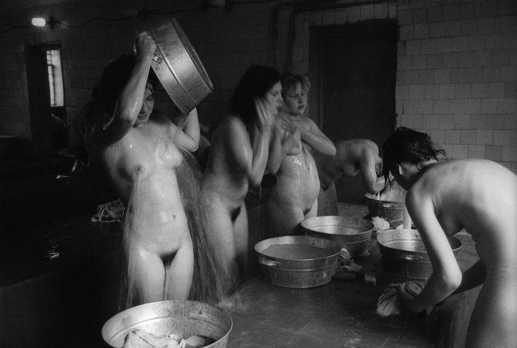 ... colonia de trabajo para delincuentes juveniles en Ryazan, Rusia, 1990
