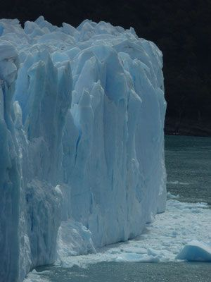 Ausflug mit Kind in El Calafate – Die Super-Gletscher-Tour  Heute machen wir eine Tagestour von El Calafate und sehen drei Gletscher - unter anderem den Perrito Moreno
