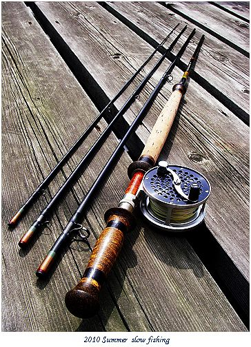 Custom Spey Rod : slow fishing | Spey Rods