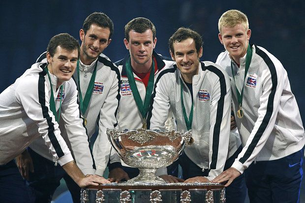 Davis Cup final 2015: Andy Murray leads Great Britain to first title in 79 years…