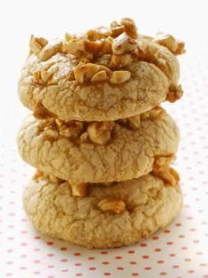 Keksz Blog: Mogyorós-zabpelyhes cookie