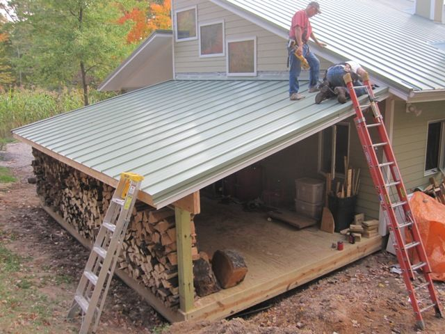Brainright Shed Addition Lean To Pinterest