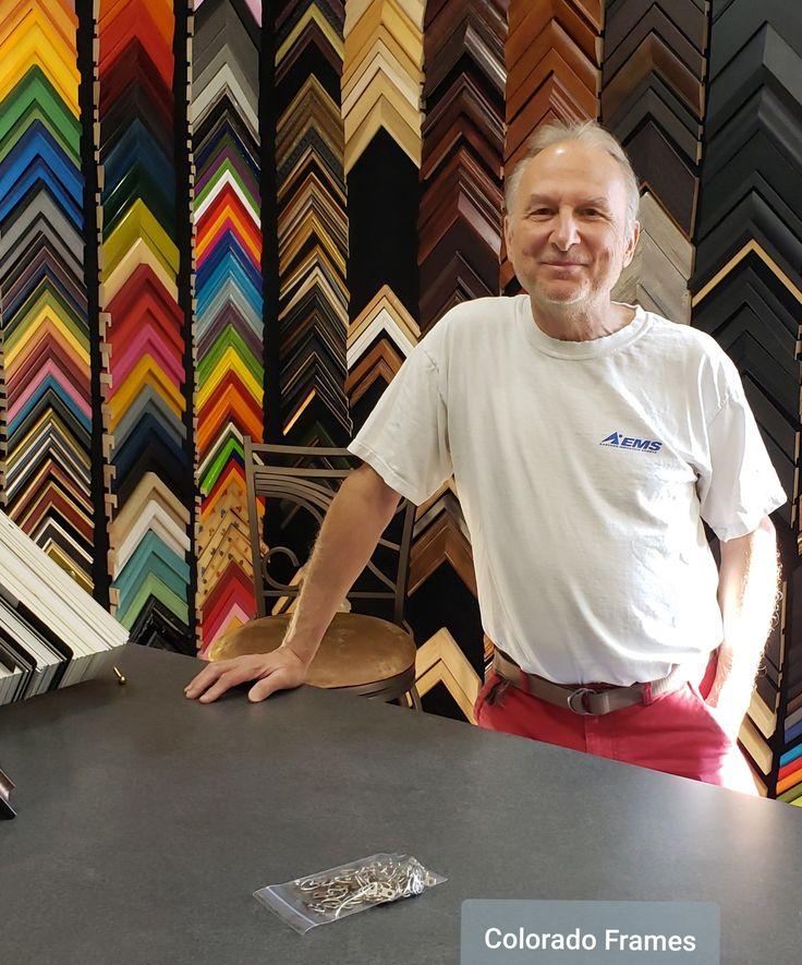 Colorado Artist Barry Bailey Plein air frame, Wholesale