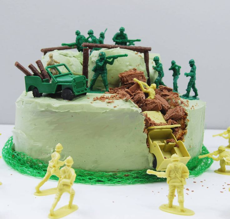Are you interested in our Army Birthday Cake Kit ? With our Kit to make an Army Birthday cake you need look no further.