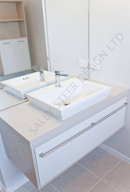 Bathroom 407 By Sally Steer Design. Wellington. NZ