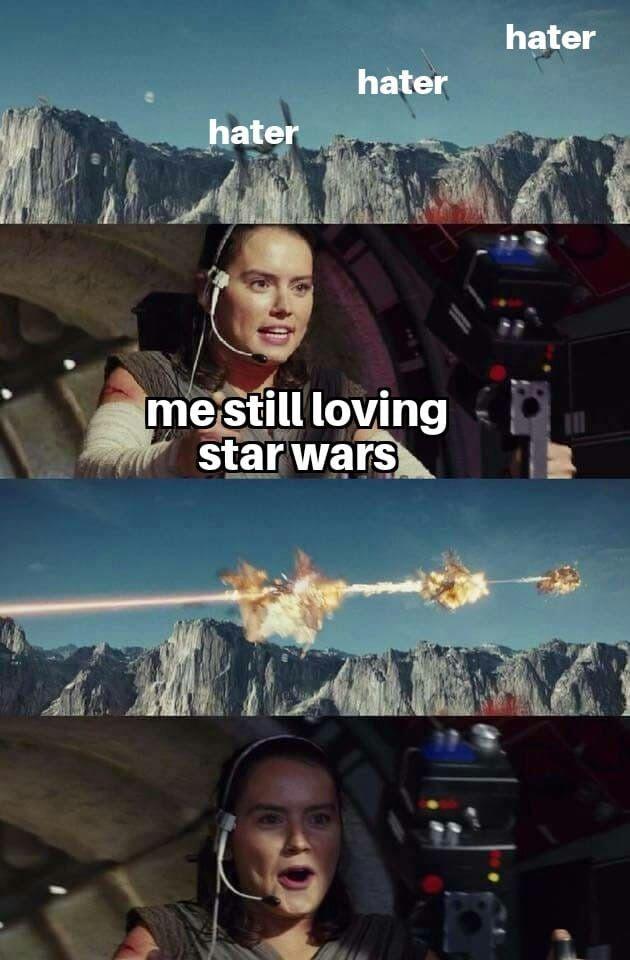 Pin By Kameo On Star Wars Funny Star Wars Memes Star Wars Humor Star Wars Jokes