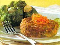 Hamburguesa con patatas zanahorias y judías verdes   Recetas de cocina + Recetas fáciles de preparar