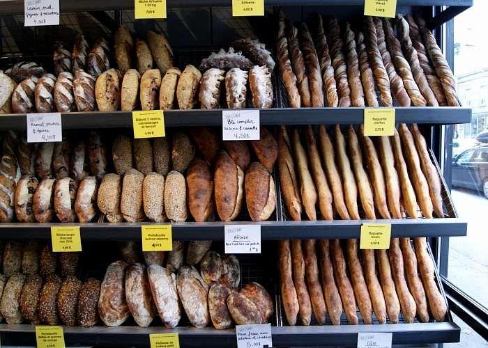 Les meilleures #boulangeries à #Montréal.