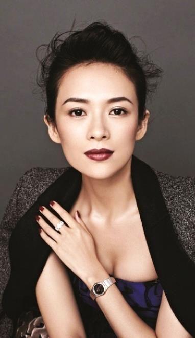 Zhang Ziyi - Elegance incarnate