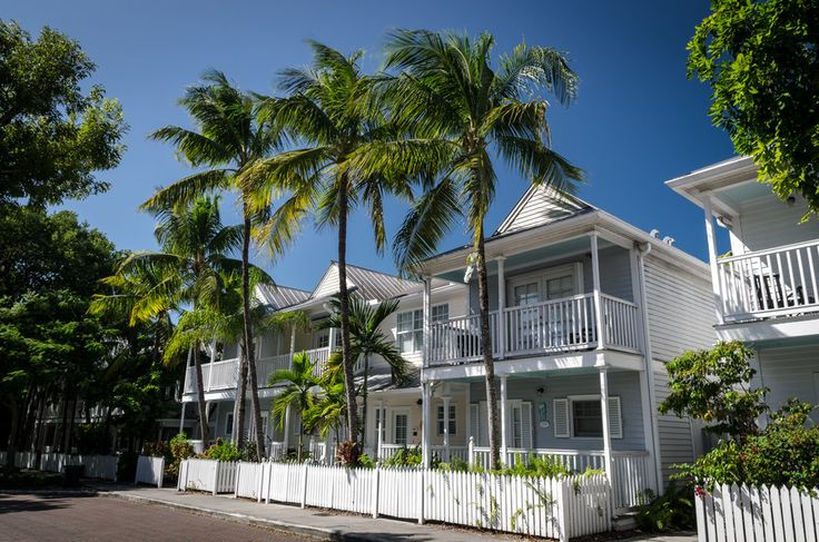 Housing At Key West by W T