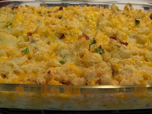 Twice Baked Potato Casserole Emeril Food Network