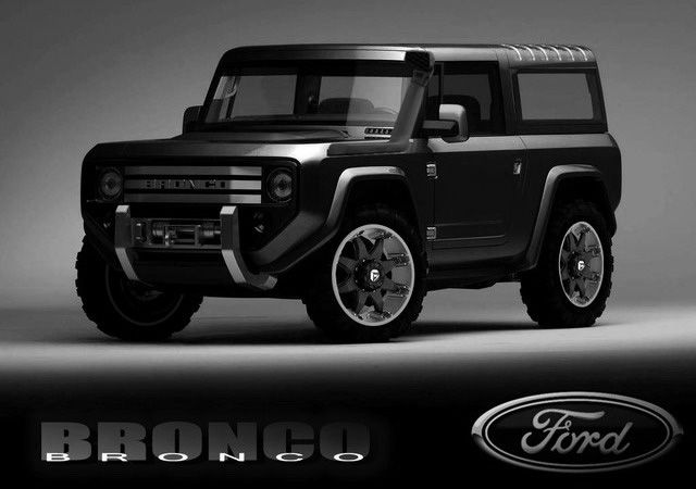 2015 Ford Bronco Engine, Price and Release Date: If this is real.... Holy ____