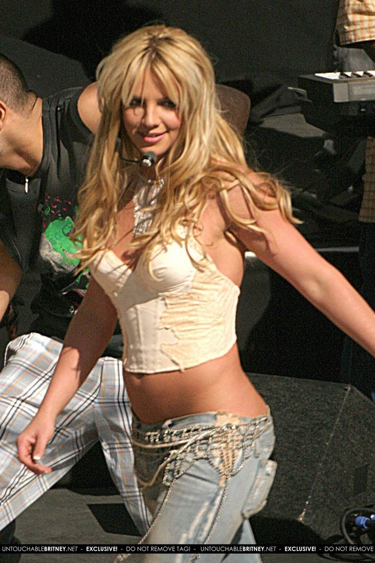 Britney Spears 2004 | chicas | Pinterest