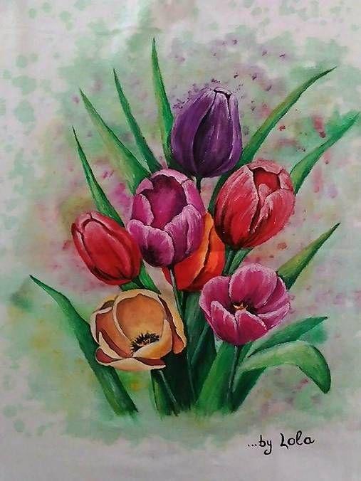 byLola / tulipány