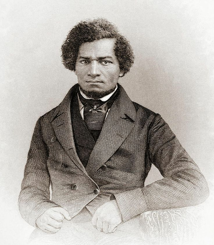 Nat Turner: Abolitionist, slave of the south. Led a rebellion in the slave state of Virginia that ultimately led to harsher laws against slaves trying to flee to the North. This image shows Nat Turner dressed in a fine suit.