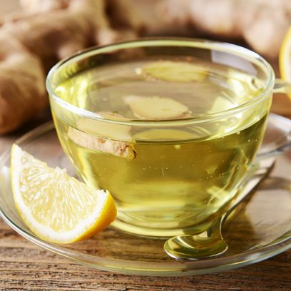 SUPER ΡΟΦΗΜΑ :  φτιάξε τσάι με μέλι, τζίντζερ και λεμόνι