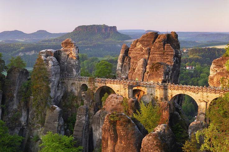 Nationalpark in Sachsen – Sächsische Schweiz