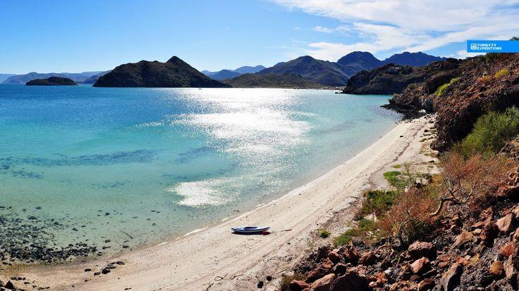 Дикие тихоокеанские пляжи. Нижняя Калифорния, Мексика