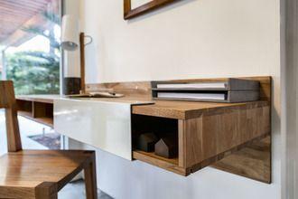 MASH Studios LAX Series Wall Mounted Desk | 2Modern Furniture & Lighting