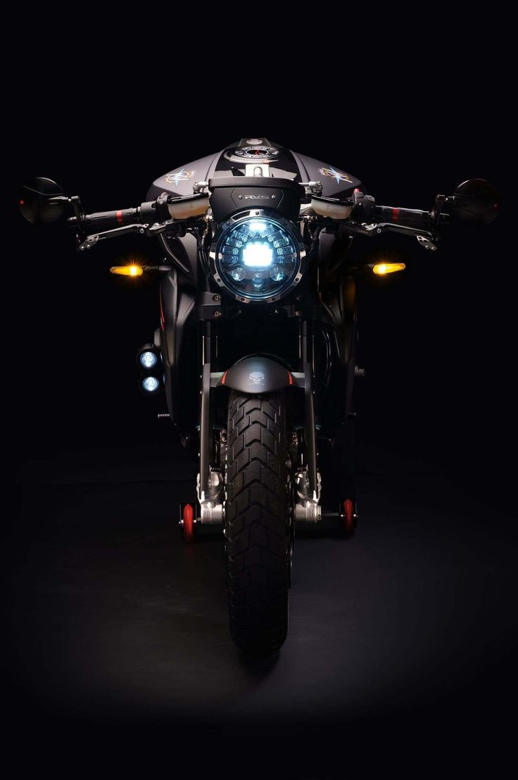 More Photos and Details of the MV Agusta RVS #1