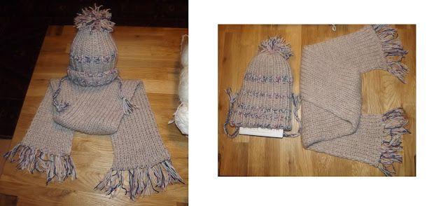 Bine ati venit pe blogul nostru. Va uram lectura placuta!: Garnituri căciulițe, berete, accesorii tricotate ș...