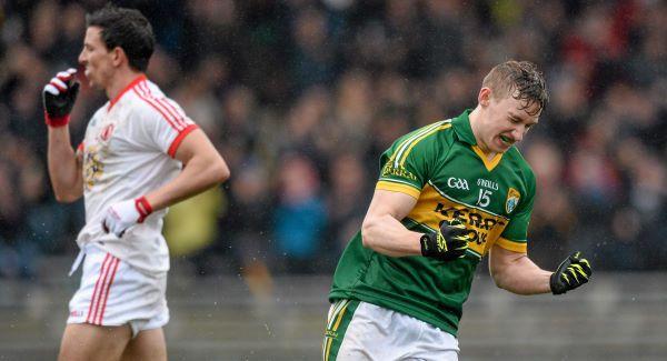 Kerry Footballer James O'Donoghue