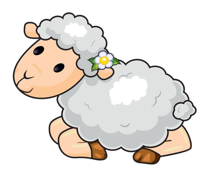 111 best images about Clipart - Sheep on Pinterest | Baby ...