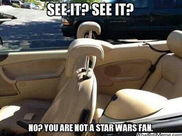 27 'Star Wars' Jokes Only True Fans Can Appreciate                                                                                                                                                                                 More