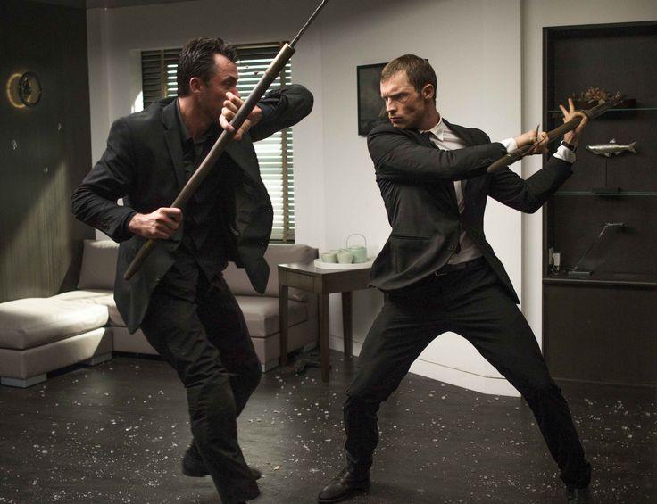 Technique de combat. Le 9 septembre au cinéma ! #LeTransporteur #EdSkrein #Action