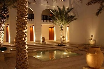 Muscat's Chedi Hotel