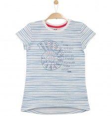 Bluzka w paski dla dziewczynki D61G113_1