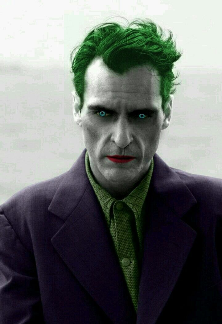 Joaquin Phoenix Joker Joker