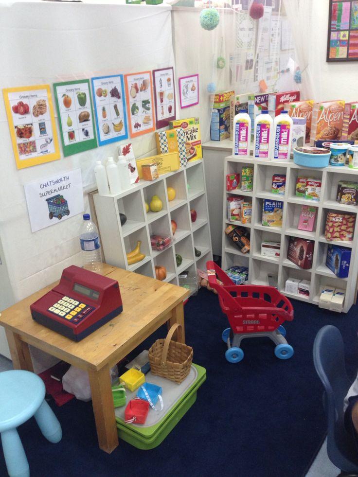 Small Kids Playroom Area