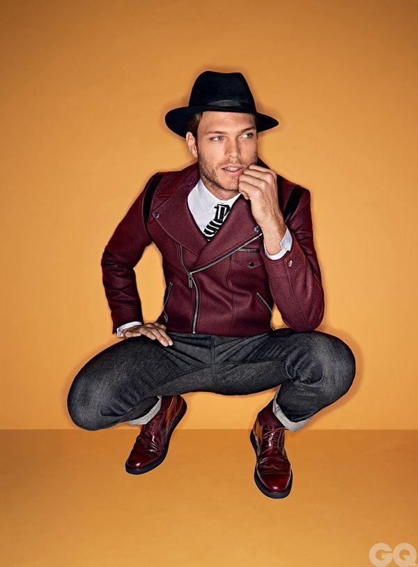17 meilleures id es propos de veste perfecto homme sur pinterest heyraud tux gris et for Quelle couleur associer a l orange