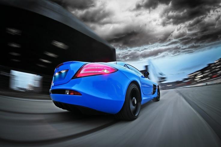 Blue SLR